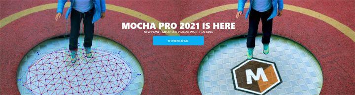 Mocha Pro best after effect plugin