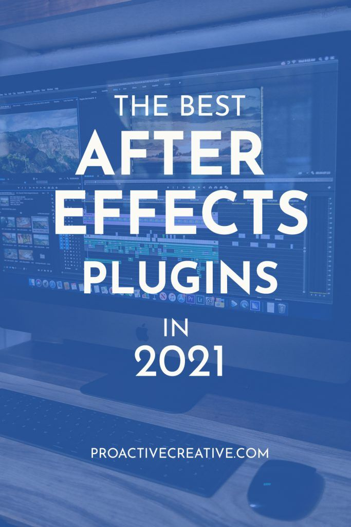 Amazing After Effects Plugins