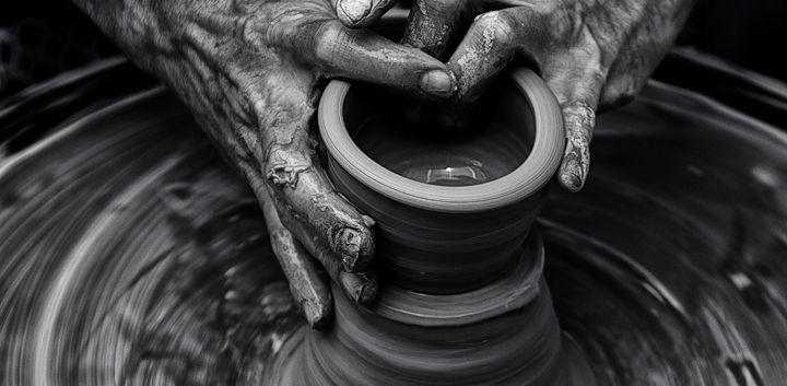 activités manuelles adultes - poterie