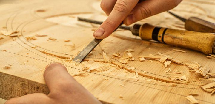 activité manuelle bois