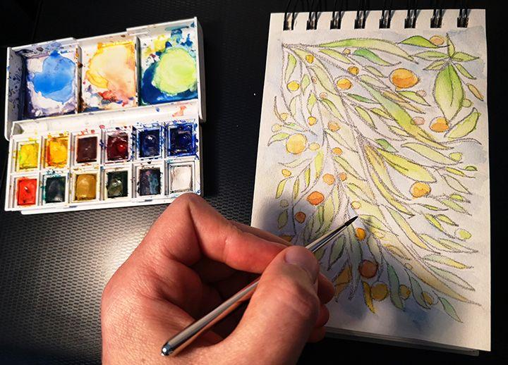 How to create art prints - prepare your artwork