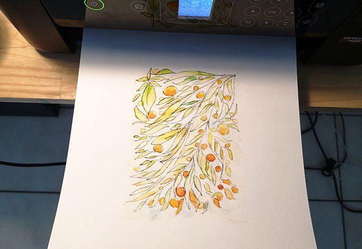 Imprimez votre œuvre d'art