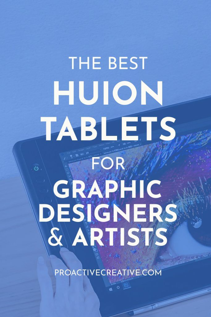 Huion tablets review