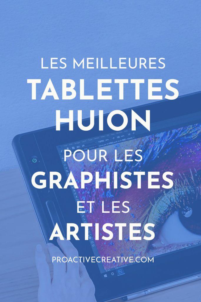 Meilleures tablette graphiques Huion