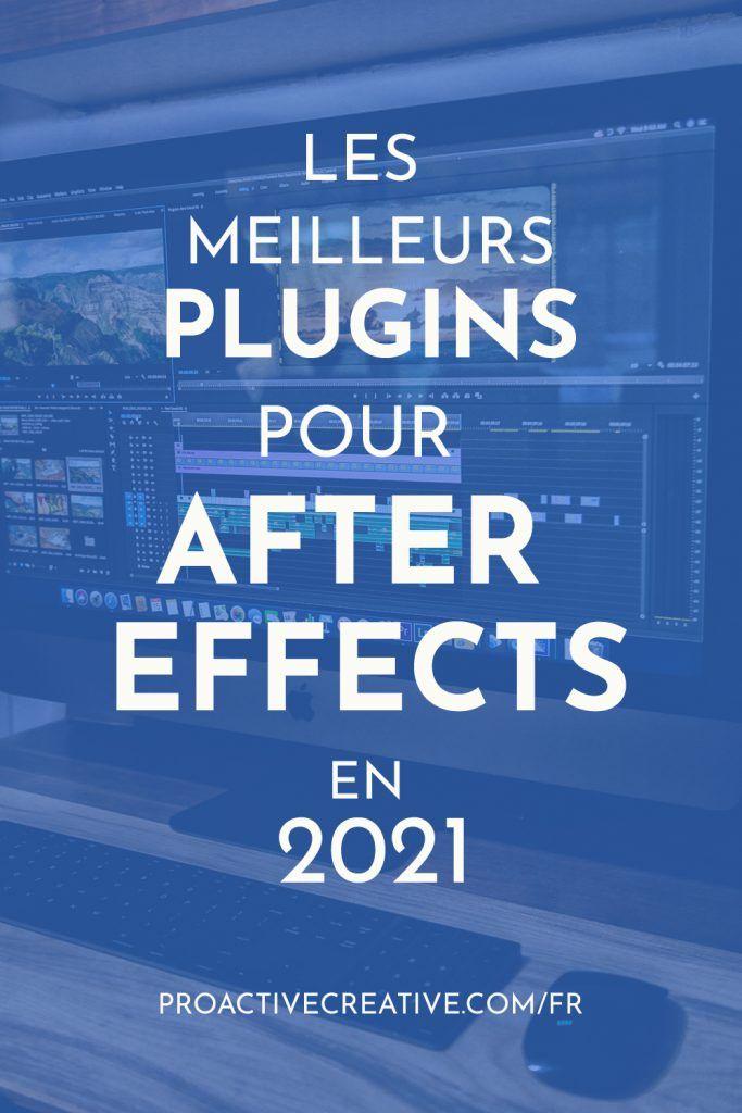 Les meilleurs plugins pour After Effects