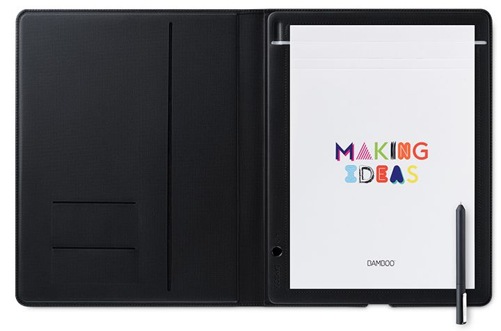 Wacom Bamboo Slate - Best note taking tablet and drawing