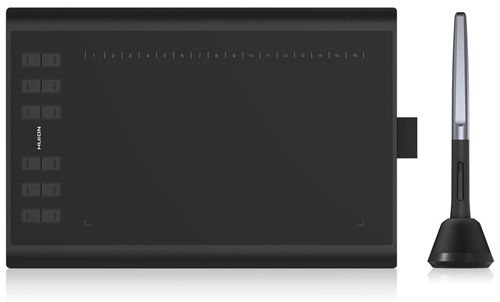 Huion Inspiroy H1060PBest Budget Drawing Tablet