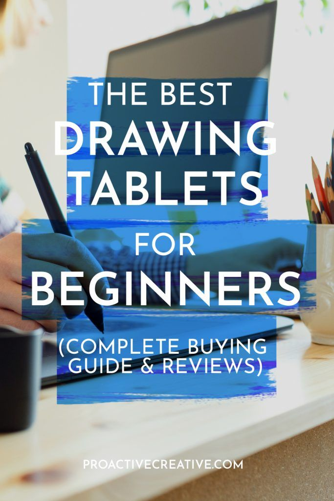 The best drawing tablets for beginner artists