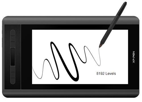 XP-PEN Artist12 Drawing Tablet with Screen pen pressure level (9192)