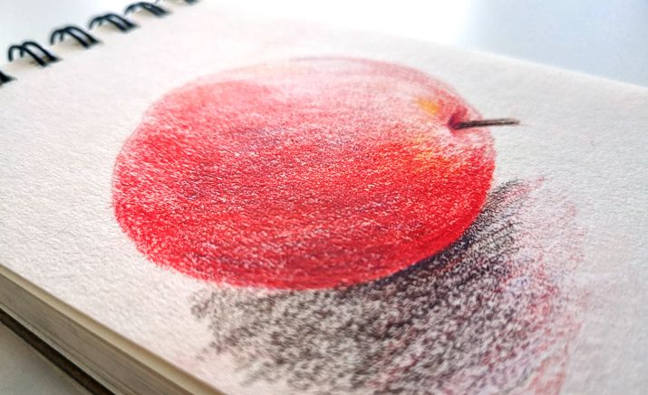 Comment mélanger les crayons de couleur