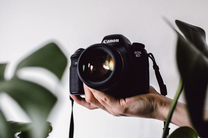 Camera for art and artists