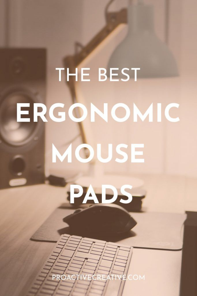 The best ergonomic mouse pads