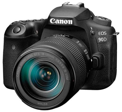 Camera for artists Canon DSLR EOS 90D