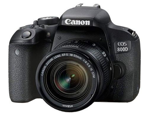 Best Beginner Camera for Artists, Canon EOS 800D Digital SLR