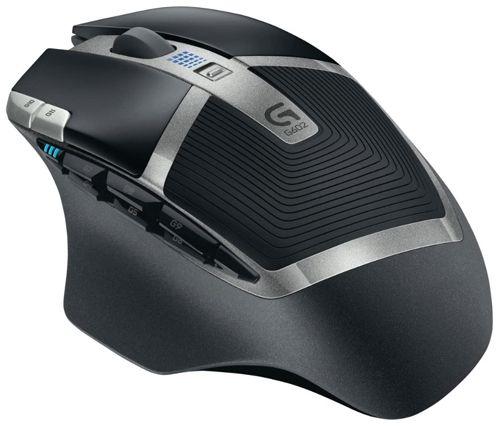 La meilleure souris sans fil pour la retouche photo vue de profil