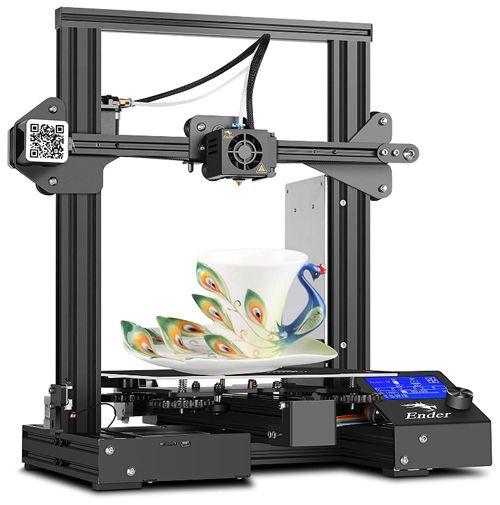 Creality Ender 3 Pro 3D Printer, Best Starter 3D Printer on a Budget