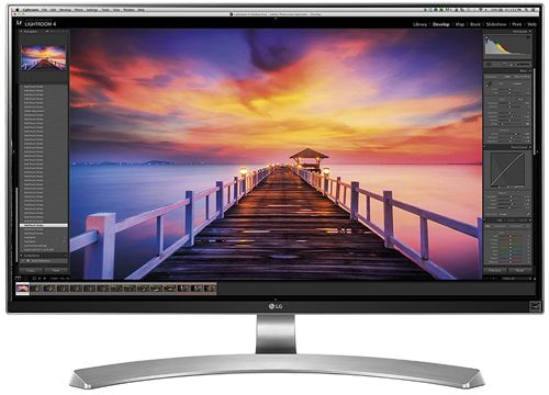 LG 4K UHD 27UD88-W 27