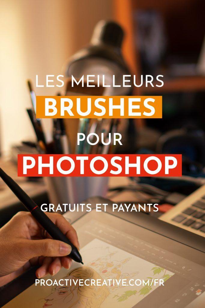 Meilleur brush photoshop gratuit