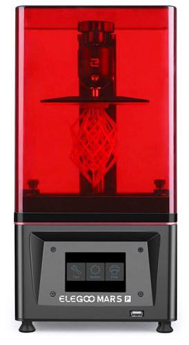 ELEGOO Mars Pro MSLA 3D Printer, Easiest 3D Printer for Beginners
