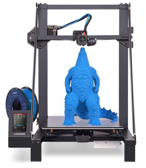 Longer LK5 PRO, Best Beginners 3D Printer for Large Models