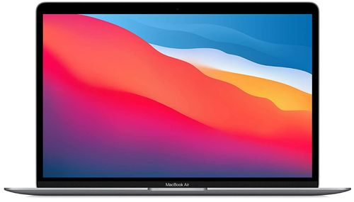 Apple MacBook Air. Best MacBook for Illustrator and Photoshop