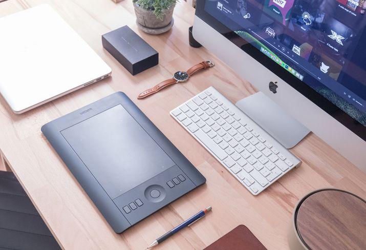 Upgrade yourr graphic design equipments