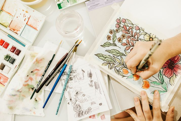 What does it take to be an illustrator