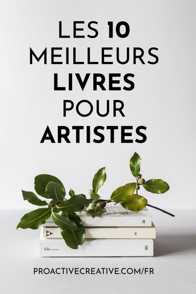 Meilleurs livre pour artistes