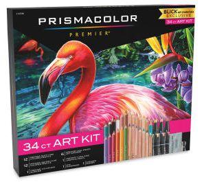 Prismacolor Premier Art Kit, Best Colorful Art Kit