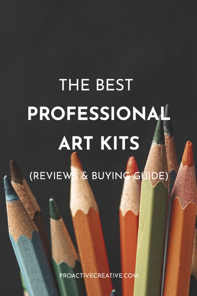 The 10 Best Art & Drawing Kits