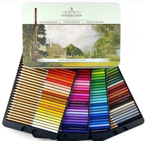 Best Colored Pencil Set for Beginners