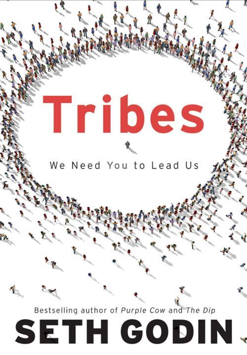 Tribes: We Need You to Lead Us de Seth Godin, meilleur livre pour les leaders de l'art