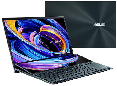 Meilleur ordinateur portable pour Photoshop. ASUS ZenBook Pro Duo