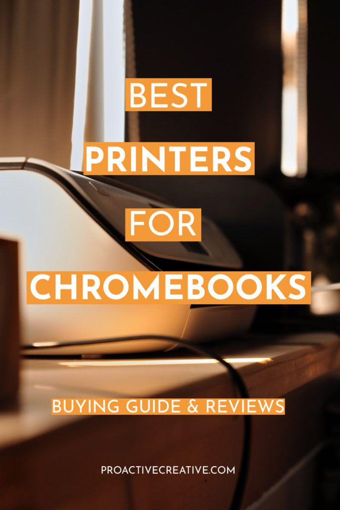 Best printers for chromebooks, reviews and buying guide