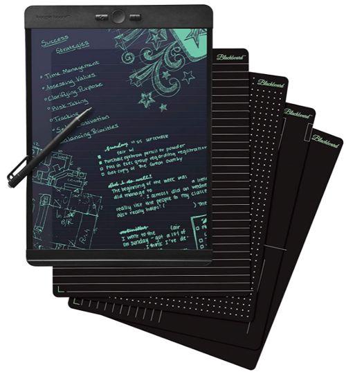 Best Electronic Note Taking Device for Students. The Boogie Board Blackboard