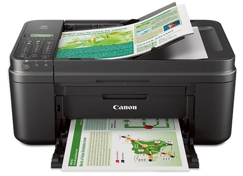 Best Compact Printer for Chromebook, Canon MX492 All-IN-One Small Printer