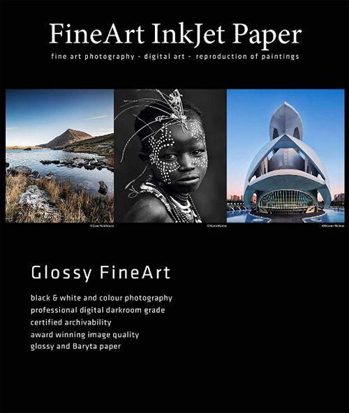Le meilleur papier premium pour les tirages d'art