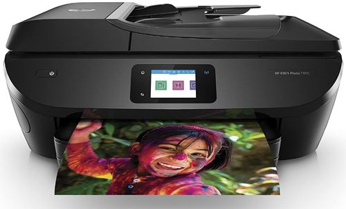 Best Chromebook Printer for Photos, HP ENVY Photo 7855 All in One Photo Printer