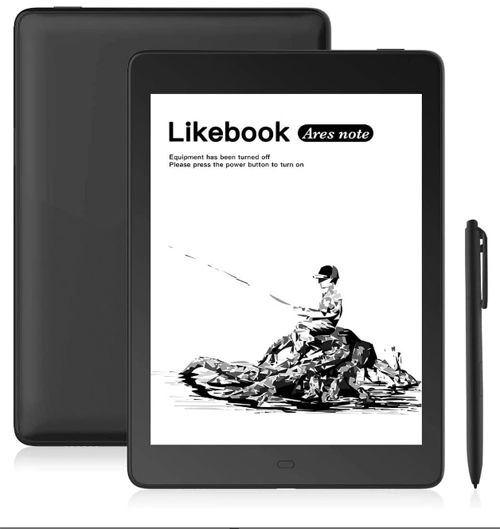 Best Mid-Range Electronic Writing Tablet. Likebook Ares-Note E-Reader