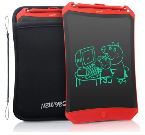 Best Budget Writing Tablet for Children. NEWYES Robot Pad 8.5 Inch