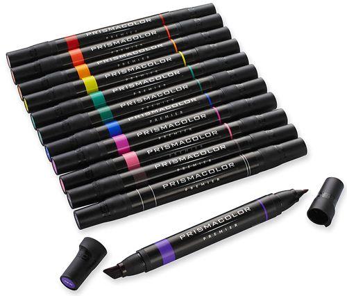 Prismacolor Premier Double-Ended. Best Minimalist Art Marker Set
