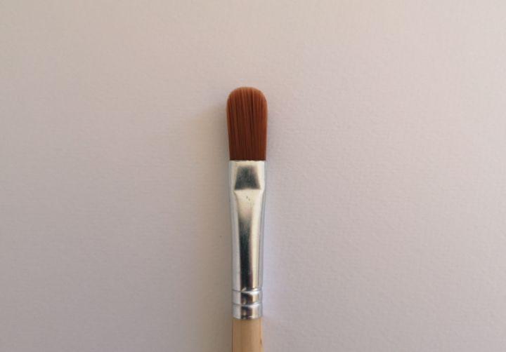 Les différents types de pinceaux. Pinceau Aveline
