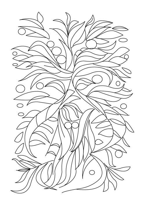 Free printable drawing