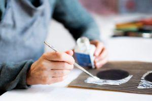 What is the Art vs. Artist Challenge?
