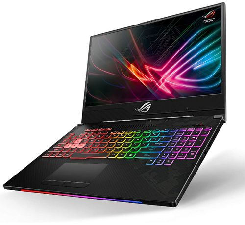 Best High-Performance Gaming Laptop for Graphic Design. Asus ROG Strix SCAR II
