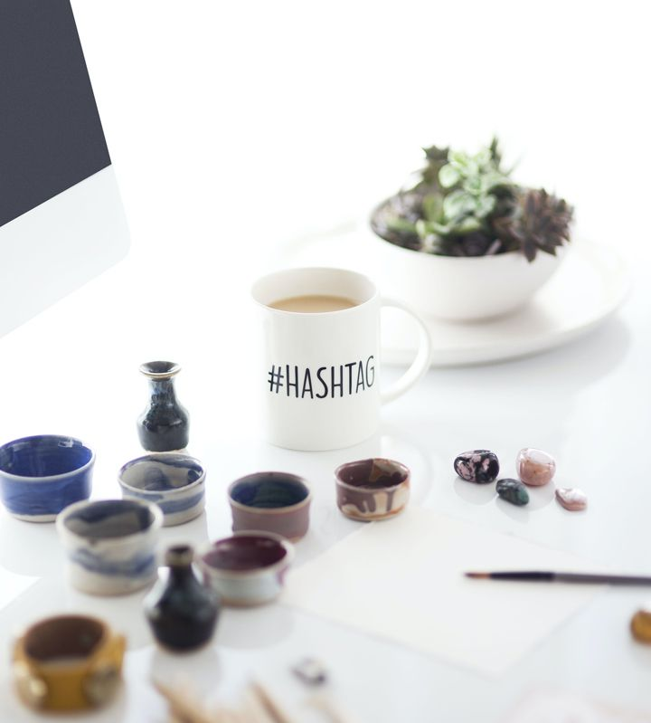 how to get your art noticed on Instagram. Use Hashtags