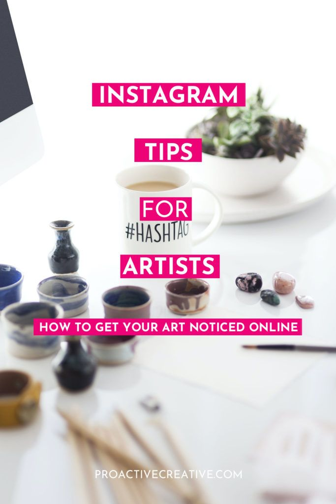 How to sell art on Instagram, tips for artists