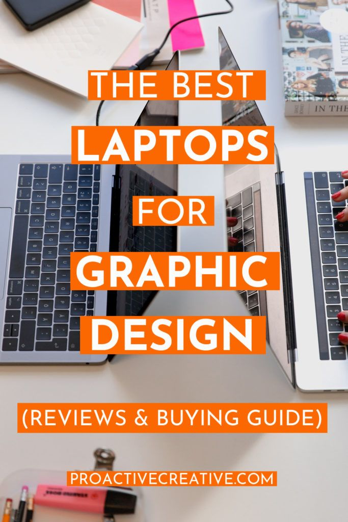 The best laptops for graphic design